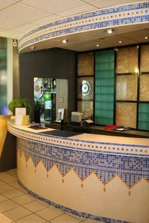 Hotel De Looier: Reception