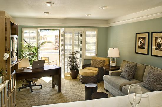 Residential Suite at The Lodge at Tiburon