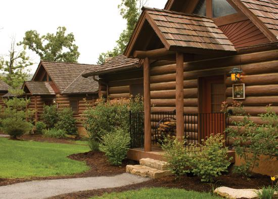 The Wilderness Club at Big Cedar: BWCCabin Exterior