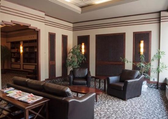 Hotel Royal William: Lobby
