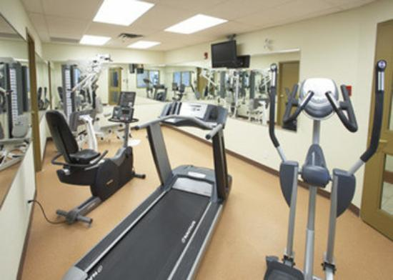 The Glenmore Inn & Convention Centre: Fitness Room