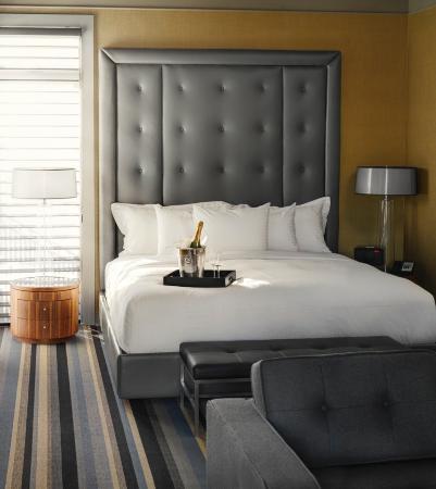 Kensington Riverside Inn: Luxury Suite
