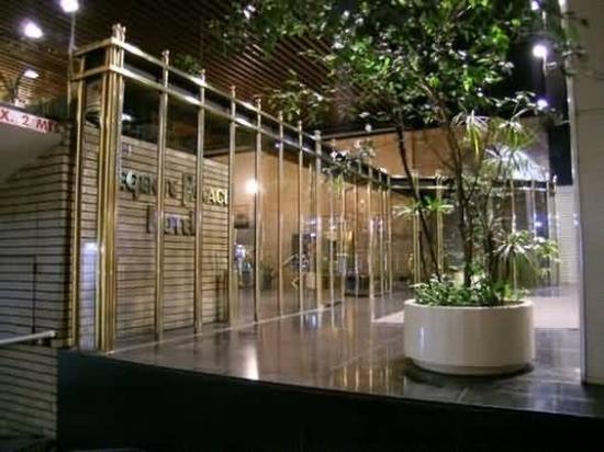 Regente Palace Hotel: Interior