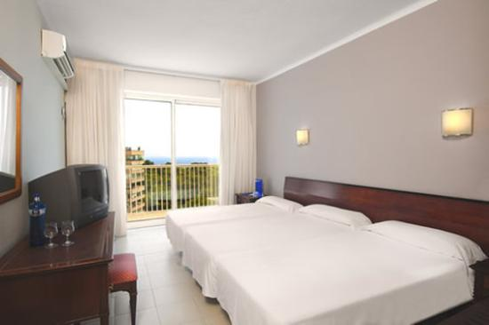 Hotel Mirablau: Triple FWeb