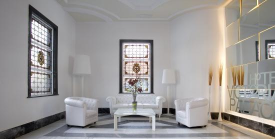 El Escorial Victoria Palace : Lobby