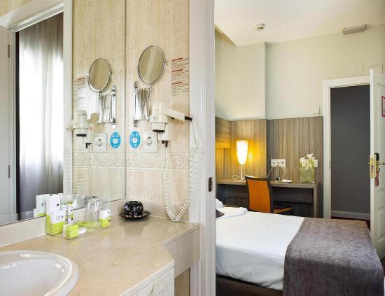 Hotel Serrano: Individual
