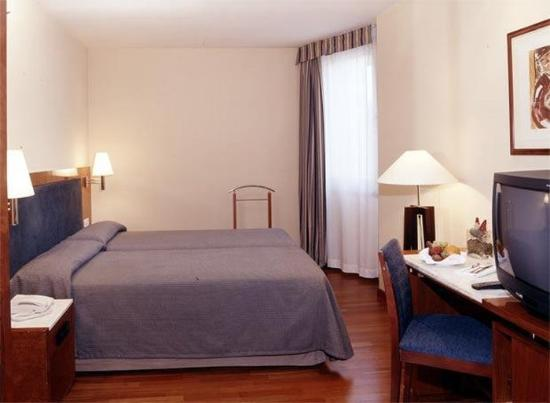 Hotel Pedralbes : Guest Room