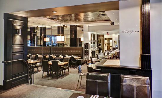 Hotels Gouverneur Trois-Rivieres: Restaurant Le Rouge Vin
