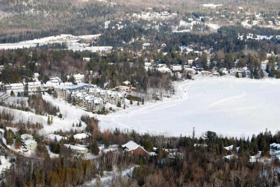 Hotel Le Chantecler: Exterior Winter