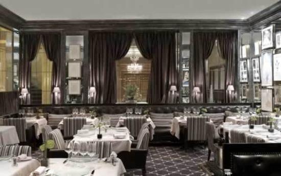 Hotel d'Angleterre: Windows Restaurant