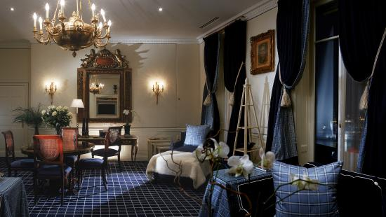 Hotel d'Angleterre: Presidential Suite