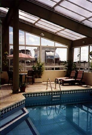 Hotel Dolmen: View
