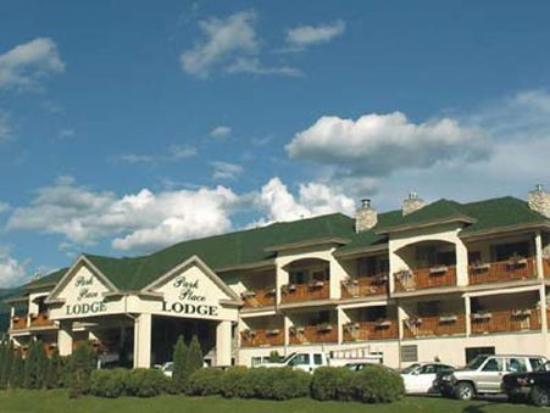 Park Place Lodge: View
