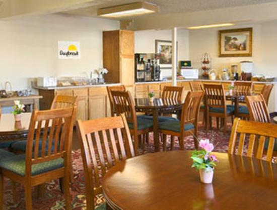 Days Inn Midtown ABQ: Breakfast Area
