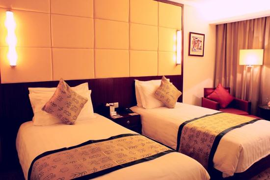 Ruitai Hongqiao Hotel: Executive Twin