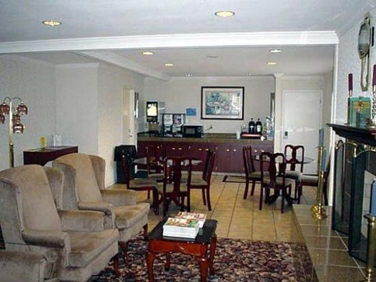 Heritage Inn Express Chico: Interior