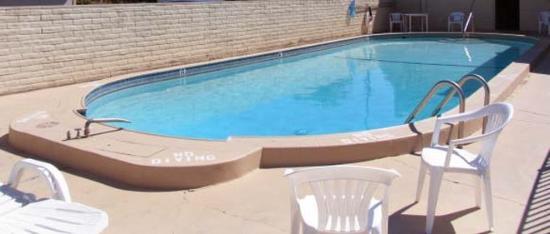 Lodi El Rancho Motel: Pool
