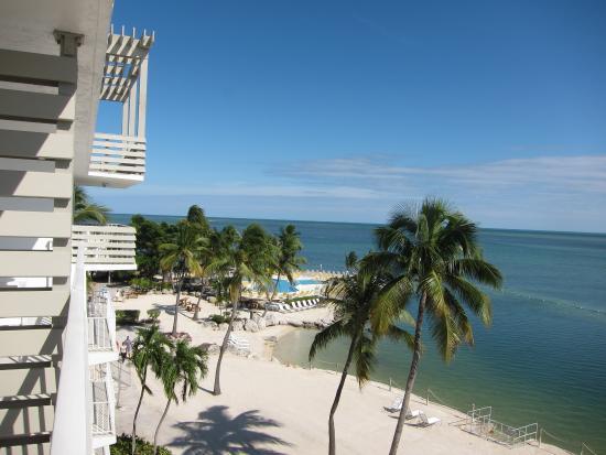 Postcard Inn Beach Resort & Marina: Tower Beach