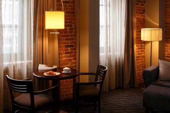 Hotel Nelligan: Petite Suite