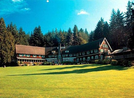 Photo of Lake Quinault Lodge