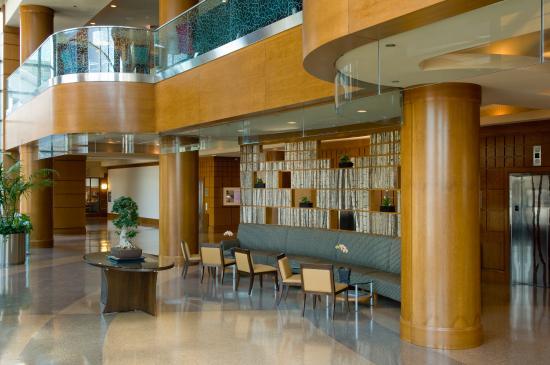 Brookstreet Hotel Lobby HR