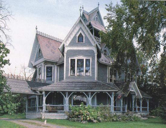 Grey Gables Mansion