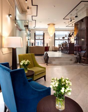 Astoria Hotel: reception