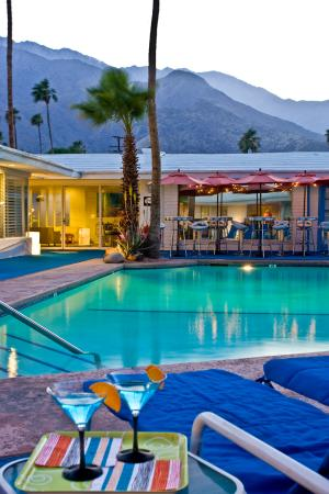 Palm Springs Rendezvous: Martinis and The Mountains