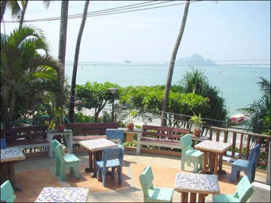 Phra Nang Inn: View