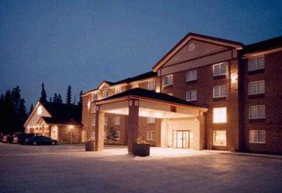 Woodlands Inn & Suites: View