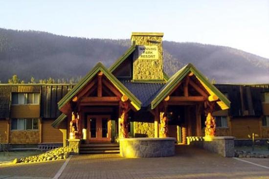 Manning Park Resort: View