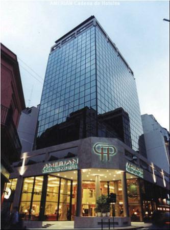 Amerian Buenos Aires Park Hotel : Exterior1