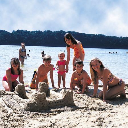 Barren River Lake State Resort Park : View