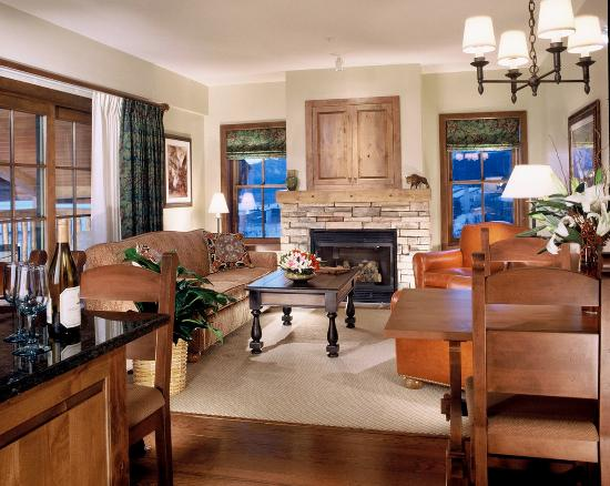 Teton Mountain Lodge & Spa - A Noble House Resort: One Bedroom Suite