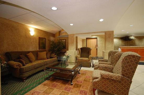 Days Inn Benbrook Fort Worth Area: Hotel Lobby