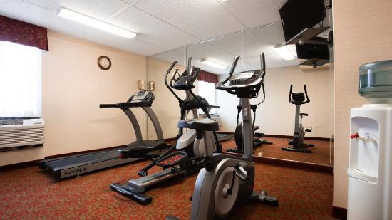 BEST WESTERN The Inn at Buffalo Airport: Fitness Center