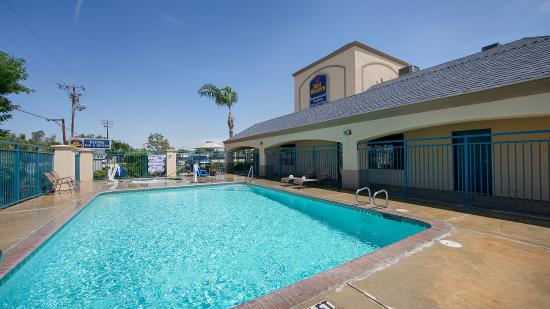 Best Western Exeter Inn & Suites: Pool