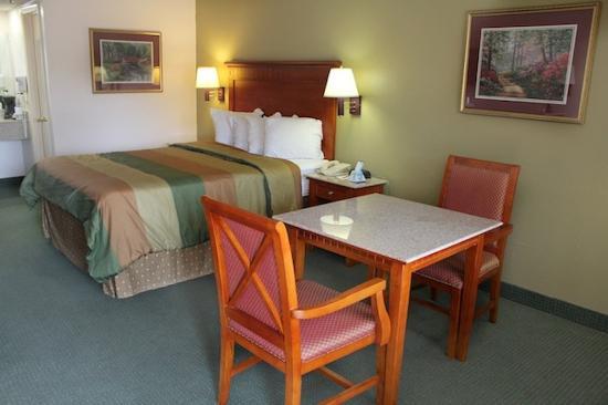 Rodeway Inn & Suites: Queen Guest Room