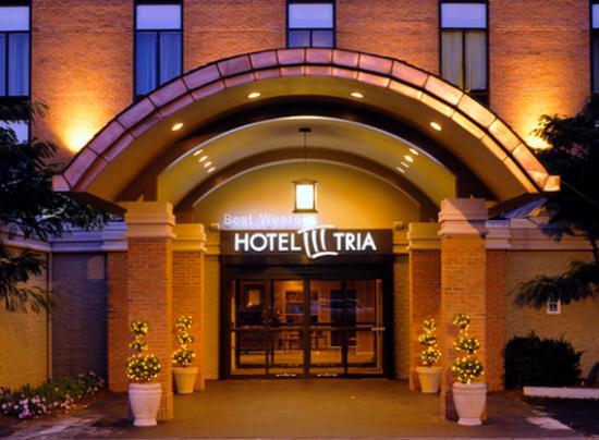 BEST WESTERN PLUS Hotel Tria: Hotel Exterior