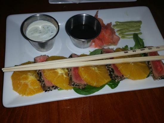 Mojito's Tapas Restaurant: Tuna
