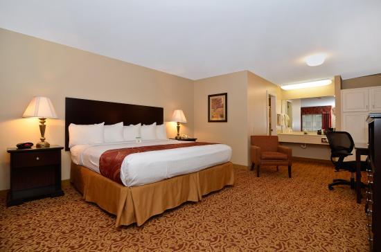 Days Inn Alexander City: Guest Room