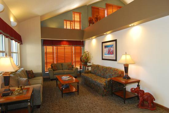 Best Western University Inn: Lobby