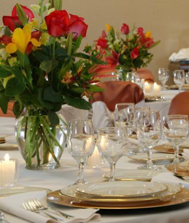 Lafayette Garden Inn & Conference Center: Banquet Room