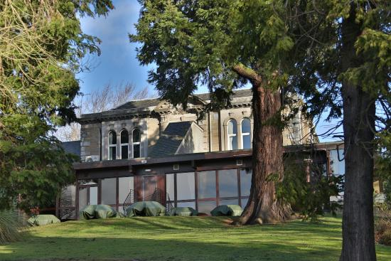 BEST WESTERN Invercarse Hotel: Hotel Grounds