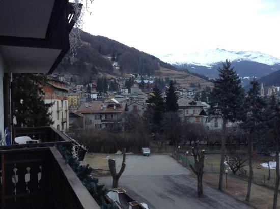 Hotel Nazionale : dal balcone......................
