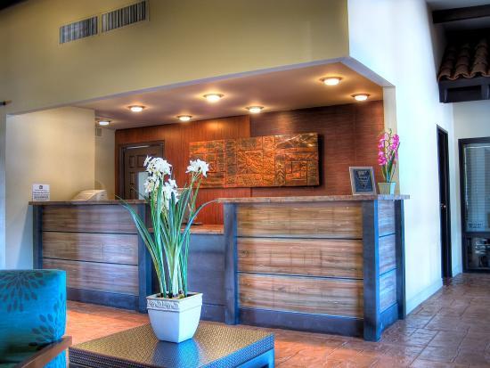 Ramada Mesa Phoenix East Area: Reception