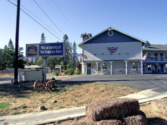 BEST WESTERN Weaverville Victorian Inn: Exterior