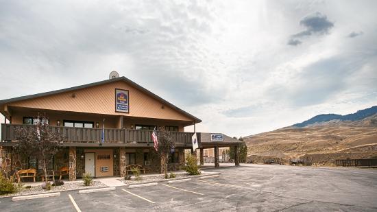 Best Western Hotel Gardiner Mt