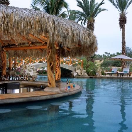 Hacienda del Mar Los Cabos: Swim Up Bar