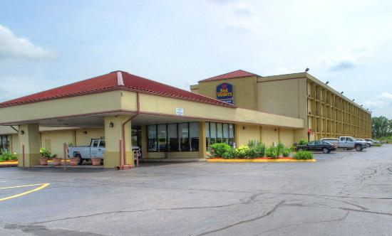 Best Western Northwest Indiana Inn: Exterior
